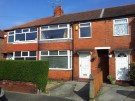 Terraced home in St. Davids Road, Cheadle...