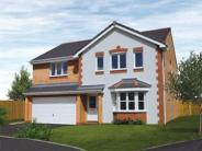 Off Auchinairn Road new property for sale