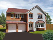 5 bed new home in Off Auchinairn Road...