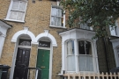 Flat in Wrigglesworth Street SE14
