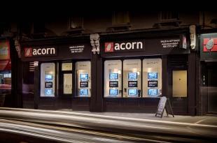Acorn, Peckham Ryebranch details