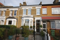 Terraced home in Silvester Road East...