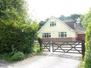 Chalet in Church Road, Ferndown