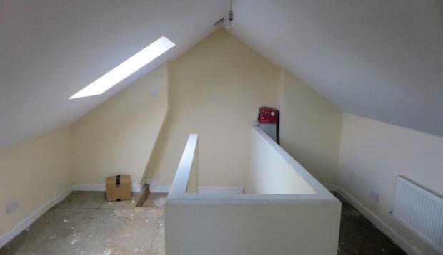 Bedroom 3/Loft...