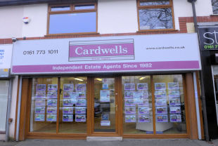 Cardwells Sales, Lettings, Management & Commercial, Whitefield branch details
