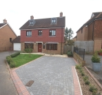 Detached property for sale in Fidgeon Close Bromley BR1