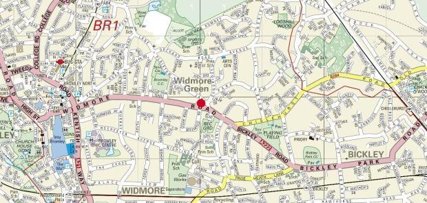 Wilderwood Map
