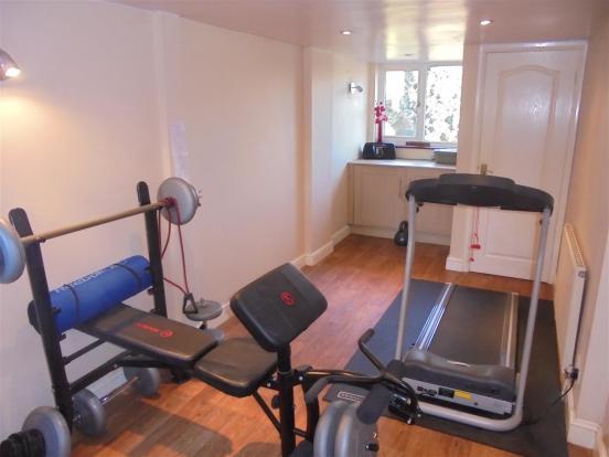 Study / Gym Room