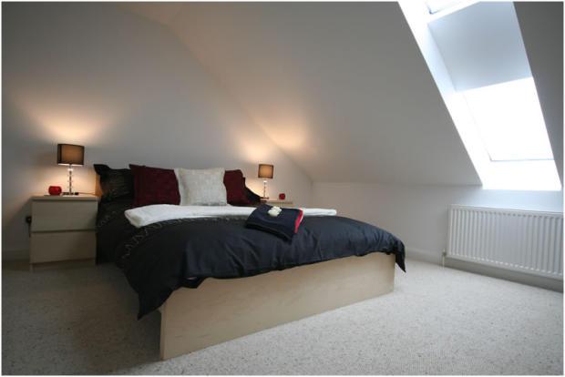 Masteer Bedroom