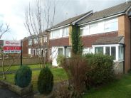 semi detached house to rent in Axminster Walk, Bramhall