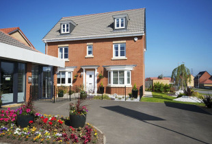Ochilview by Barratt Homes, Main Road,