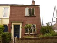Terraced house to rent in West End Street, Norwich...