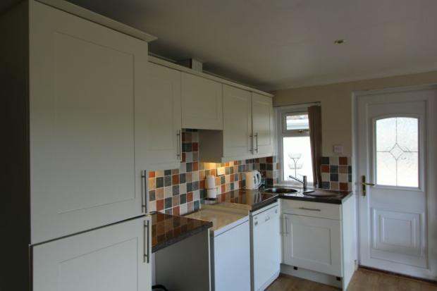 Annexe living room/kitchenette