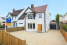 Detached house in Old Road, Headington...