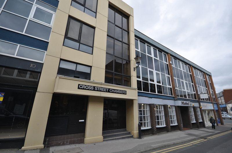 Office To Rent In Cross Street Wakefield Wf1