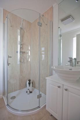 Ensuite Shower...