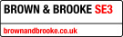 Brown & Brooke, Blackheath logo