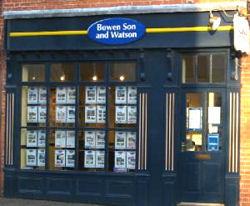 Bowen Son & Watson, Chirkbranch details
