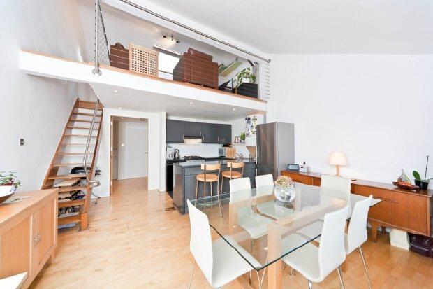 1 Bedroom Flat To Rent In London Lancaster Road Wesley Square Split Level Flat W11