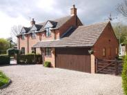 4 bed Detached property in Grafton Road, Wixford