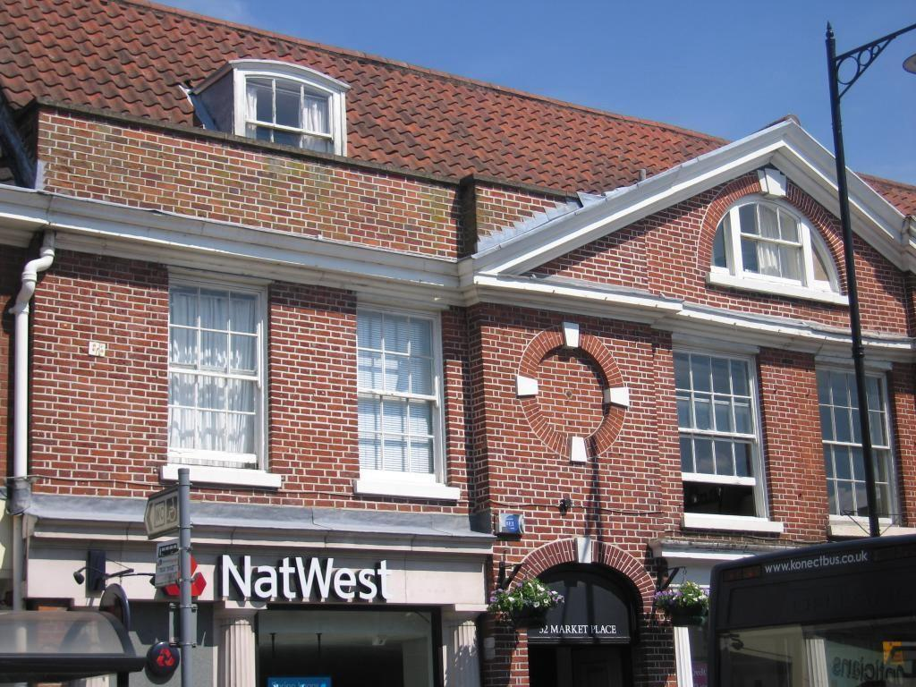2 Bedroom Flat To Rent In Market Place Dereham Norfolk Nr19