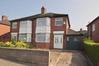 semi detached home in 48  Highfield Drive...
