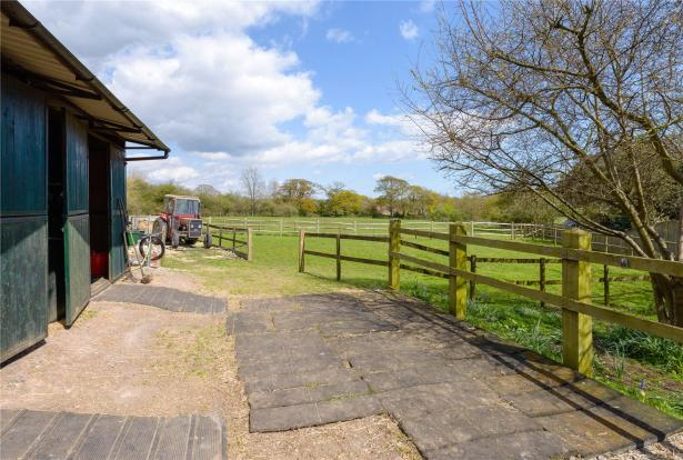 Stables & Paddock