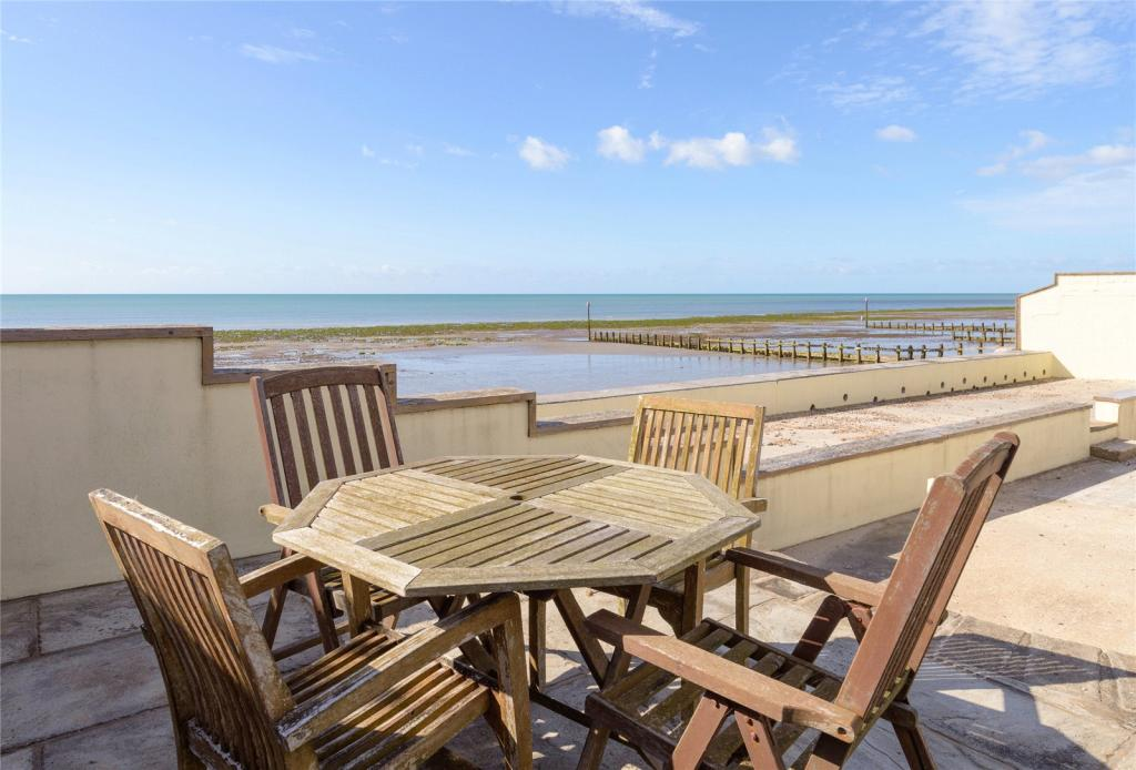Terrace/Beach View