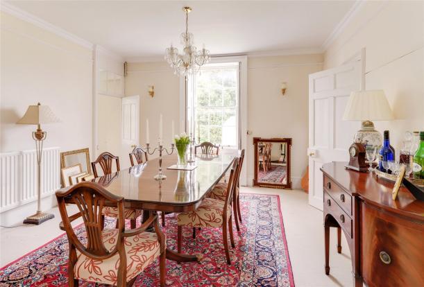 Sitting-Dining Room