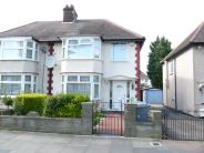 3 bed semi detached house for sale in Carlton Avenue East...