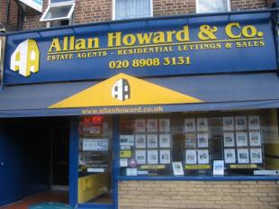 Allan Howard & Co, Wembleybranch details