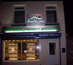 Fastmove Properties Ltd, Warringtonbranch details