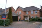 Detached home for sale in Buzzard Close...