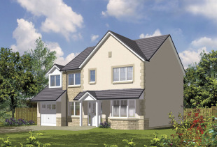 Alloa Park by Allanwater Homes, Alloa Park Drive,
