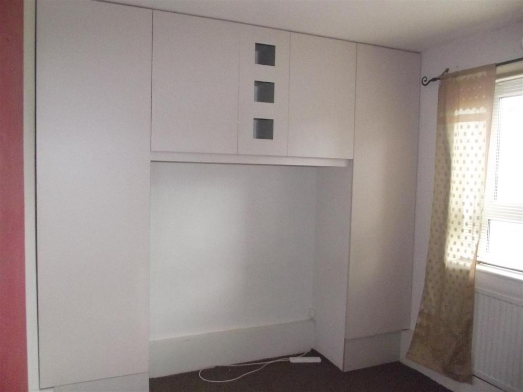 bedroom - bed can be supplied if required