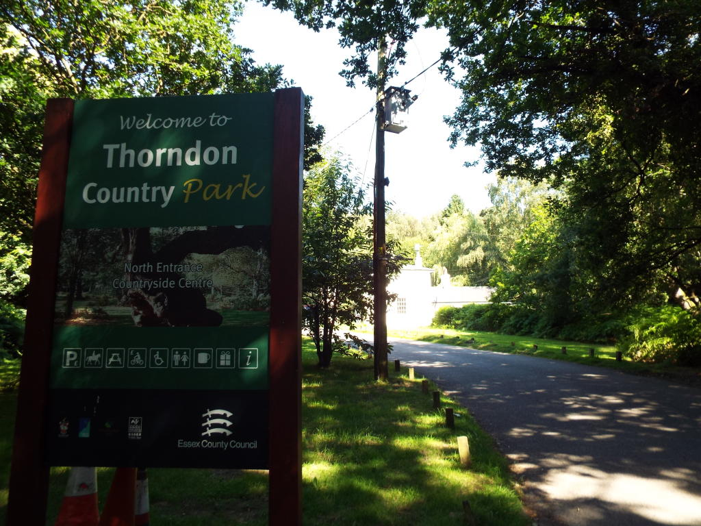 Nearby Thorndon Park
