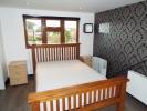 Bed 1 (top floor)