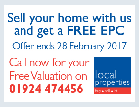 Get brand editions for Local Properties Estate Agents, Birstall