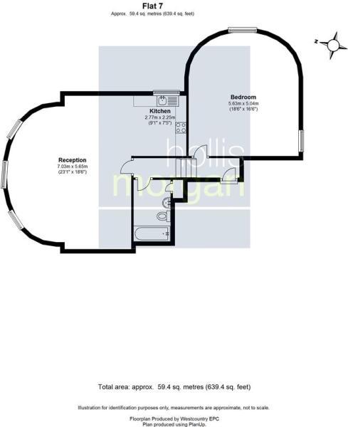 Flat 7 Henbury House