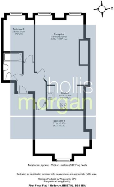 First Floor Flat, 1