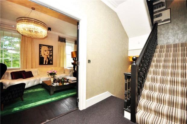 Hallway Angle 2