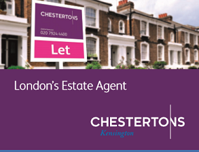 Get brand editions for Chestertons Estate Agents , Kensington High Street Lettings
