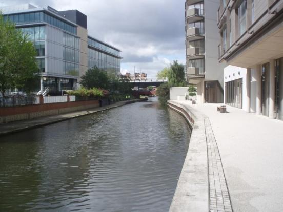 Communal canal area