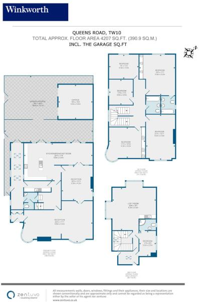 2D Floorplan