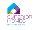 Boydens, Colchester Superior Homes branch logo