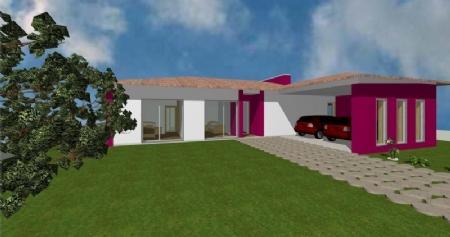 Image 2, 3 Bedroomed Villa : AV1430