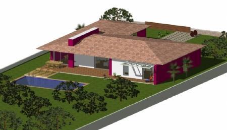 Image 5, 3 Bedroomed Villa : AV1430