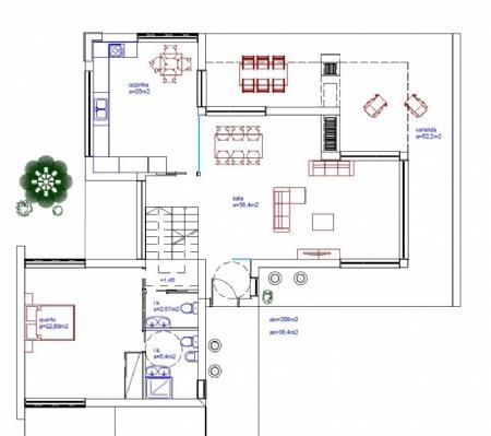 Image 3, 3 Bedroomed Villa : AV1449