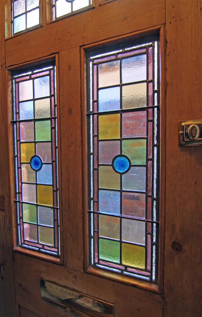 Stained Glass Insert