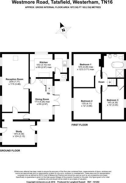 Casa Drapers Floorpl